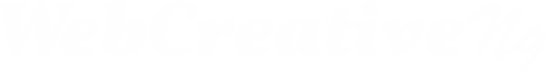WebCreative Logo White