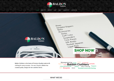 Baldon Clothiers
